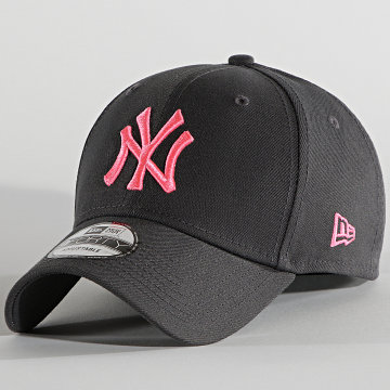 New Era - Casquette 9Forty Neon Pack 60137651 New York Yankees Gris