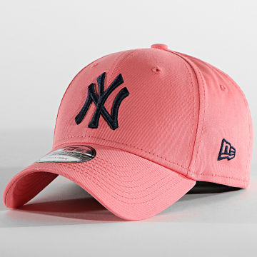 New Era - Casquette 9Forty League Essential 60137692 New York Yankees Rose