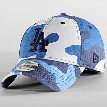 New Era - Casquette 9Forty Camo Pack 60137707 Los Angeles Dodgers Bleu
