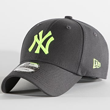 New Era - Casquette 9Forty Neon Pack 60137709 New York Yankees Gris