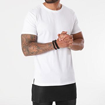 Urban Classics - Tee Shirt Oversize TB818 Blanc Noir