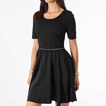 Calvin Klein - Robe Femme Elastic 6275 Noir