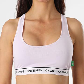 Calvin Klein - Brassière Femme Unlined QF5939E Rose