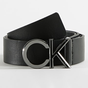 Calvin Klein - Ceinture Cuir Outline 7076 Noir
