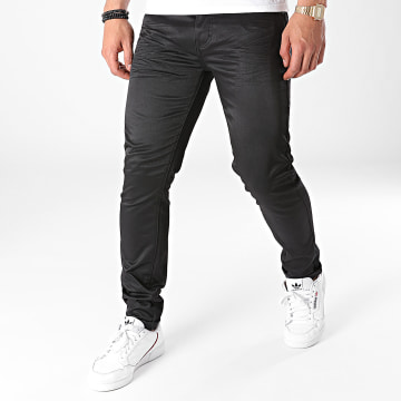 Mackten - Pantalon Slim DK-8721A Noir