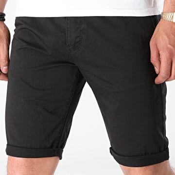 Mackten - Short Chino 6166 Noir
