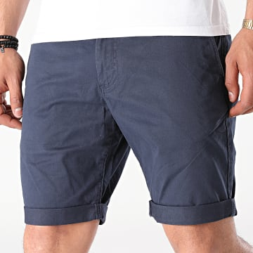 Tommy Jeans - Short Chino Slim Scanton 1011 Bleu Marine
