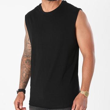 Urban Classics - Tee Shirt Sans Manches Open Edge TB1562 Noir