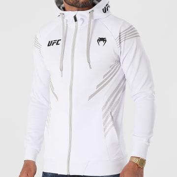 Venum - Veste Zippée Capuche UFC Pro Line 00064 Blanc