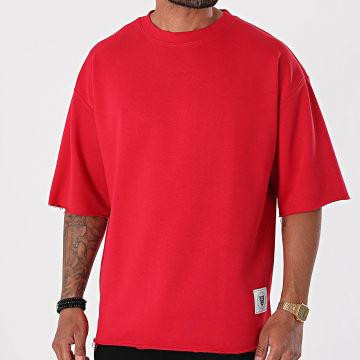 2Y Premium - Tee Shirt Oversize SW6049 Rouge