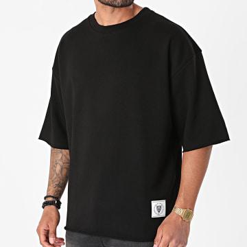 2Y Premium - Tee Shirt Oversize SW6049 Noir