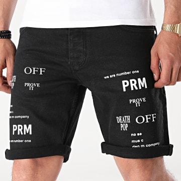 2Y Premium - Short Jean K5309 Noir