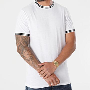 Brave Soul - Tee Shirt Galway C Blanc