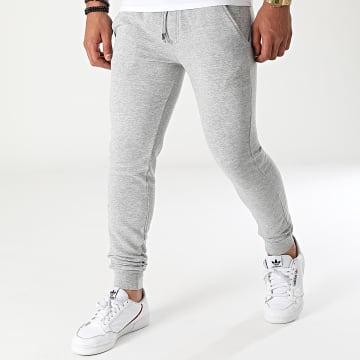 Brave Soul - Pantalon Jogging Martell Gris