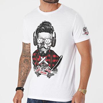 Brave Soul - Tee Shirt Apogee Blanc