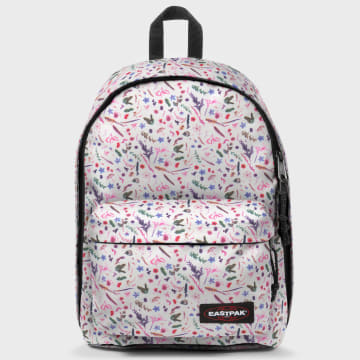Eastpak - Sac A Dos Out Of Office Herbs Blanc
