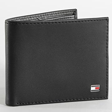 Tommy Hilfiger - Porte-cartes Eton Mini CC 0655 Noir