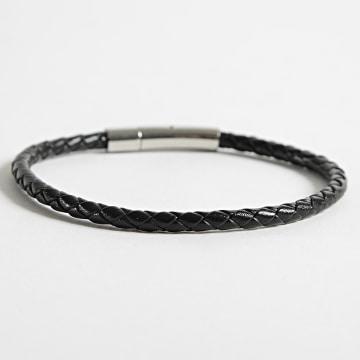 Black Needle - Bracelet BBN-442 Noir