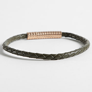 Black Needle - Bracelet BBN-445 Vert Kaki