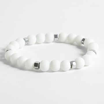 Black Needle - Bracelet BBN-446 Blanc