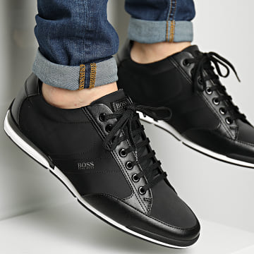 BOSS - Baskets Saturn Low Nyst 50455323 Black
