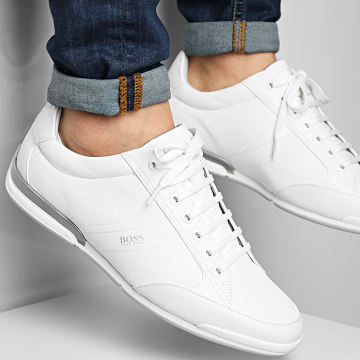 BOSS - Baskets Saturn Low Nyst 50455323 White