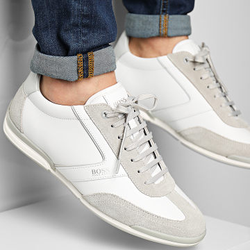 BOSS - Baskets Saturn Low Italy 50455305 White