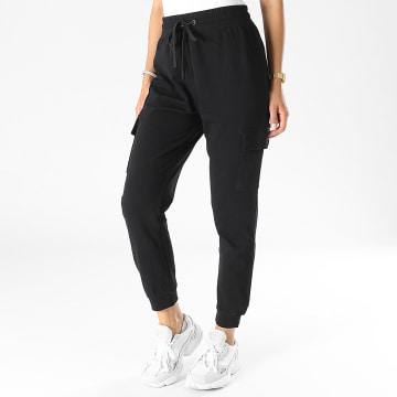 Brave Soul - Pantalon Jogging Femme 36 Amy Noir