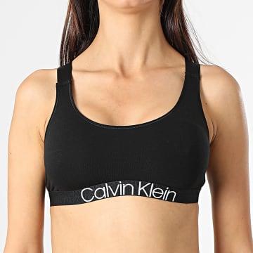 Calvin Klein - Brassière Femme Unlined QF6576E Noir