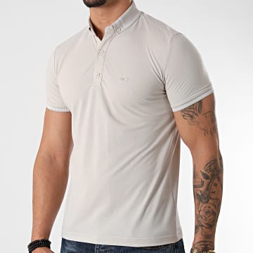 Classic Series - Polo Manches Courtes 21Y-1100 Beige