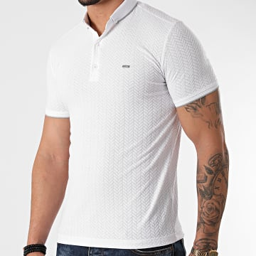 Classic Series - Polo Manches Courtes 21Y-1079 Blanc