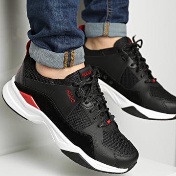 HUGO - Baskets Block Runner 50451940 Black