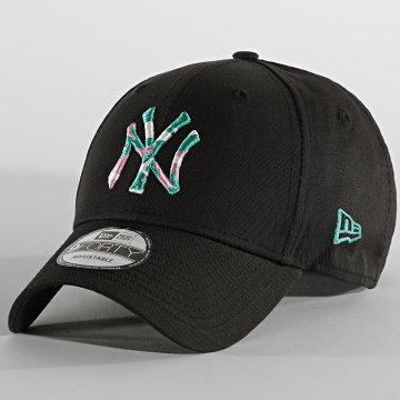 New Era - Casquette 9Forty Infill 60081222 New York Yankees Noir