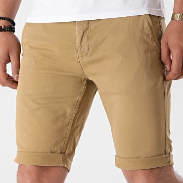 Paname Brothers - Short Chino Skinny Bary Beige