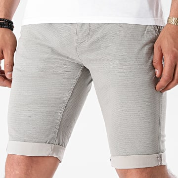 Paname Brothers - Short Chino Bounty 2 Gris