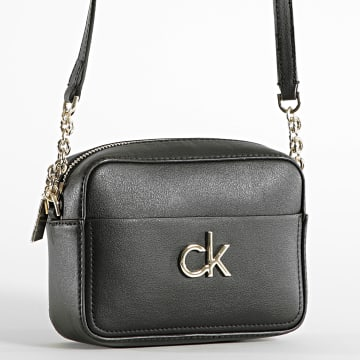 Calvin Klein - Sac A Main Femme Camera Bag 8287 Noir