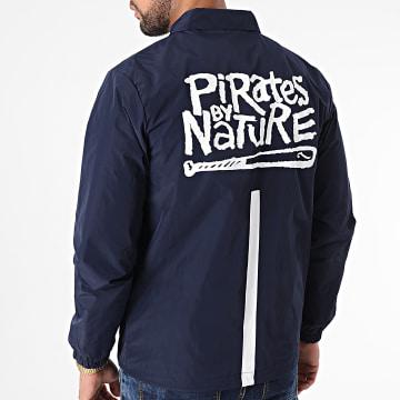 La Piraterie - Veste PBN Bleu Marine