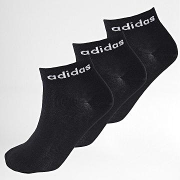 adidas - Lot De 3 Paires De Chaussettes NC Ankle GE6177 Noir