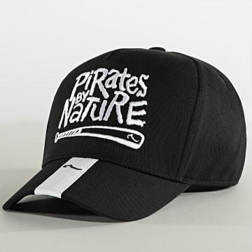 La Piraterie - Casquette Pirates By Nature Noir