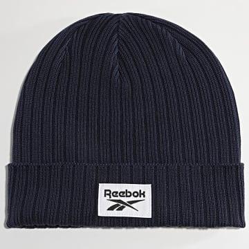 Reebok - Bonnet GH0430 Bleu Marine