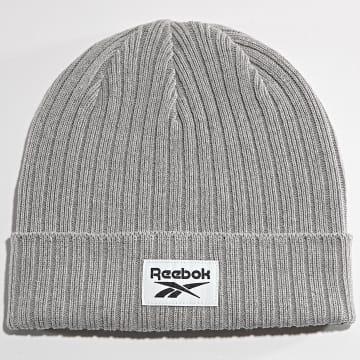 Reebok - Bonnet GH0432 Gris Chiné