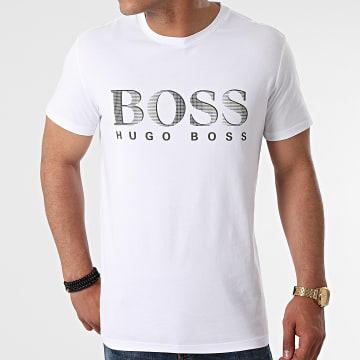 BOSS - Tee Shirt RN 50407774 Blanc