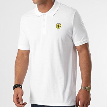 Ferrari - Polo Manches Courtes Classic 130181063 Ecru