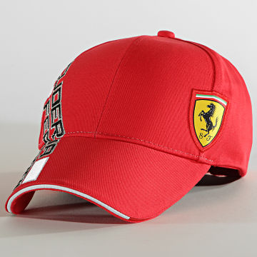 Ferrari - Casquette Scuderia 130181114 Rouge