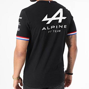 Le Coq Sportif - Tee Shirt Alpine 2110862 Noir