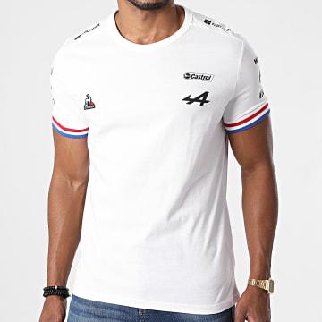 Le Coq Sportif - Tee Shirt Alpine 2110863 Blanc
