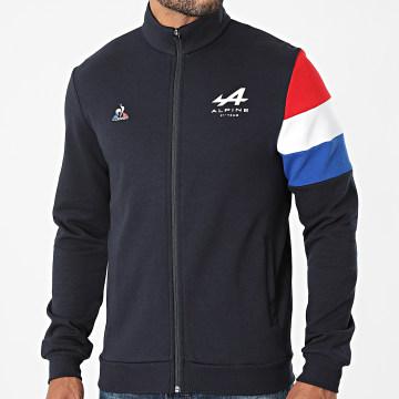 Le Coq Sportif - Veste Zippée Alpine Fanwear 21 2110871 Bleu Marine
