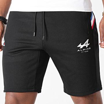 Le Coq Sportif - Short Jogging 2110872 Noir
