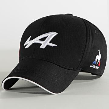 Le Coq Sportif - Casquette Alpine F1 Fanwear Noir