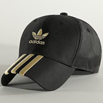 Adidas Originals - Casquette H09043 Noir Doré